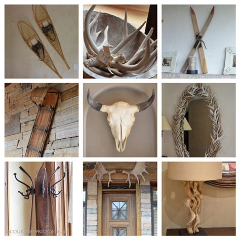 ski home decor ski home decor ski house decorated by