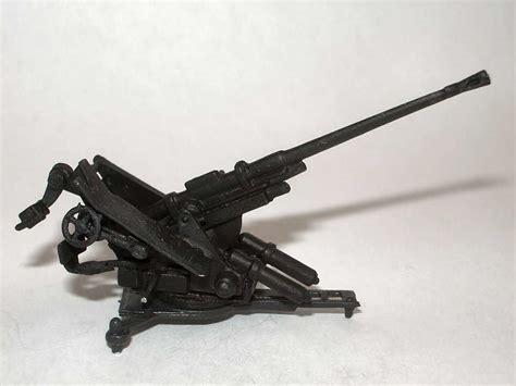 Anti Air 37mm anti aircraft gun table warfare miniatures