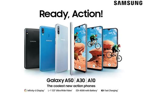 Samsung A10 Redmi 7 by Samsung Galaxy A50 A30 A10 Launched In India How They Fare Against Redmi Note 7 Series