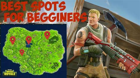 easy spots  drop fortnite battle royal youtube