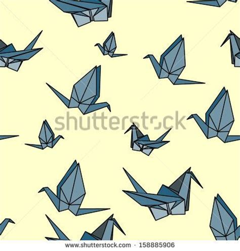 Origami Crane Pattern - 17 best images about milgrullas on origami