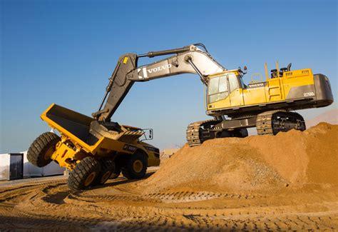 great excavations volvos biggest bucketbreakers pmv middle east
