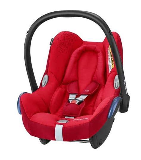mejor silla coche mejor silla de coche grupo 0 maxi cosi cabriofix