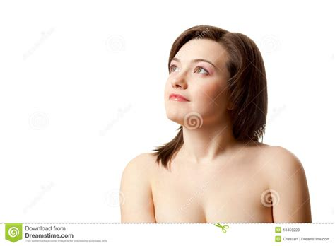 a woman looking at videos of women looking at mens bulges