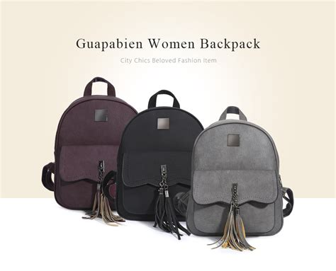 Paketan Preppy by Jual Guapabien Preppy Style Tassel Pendant Backpack For