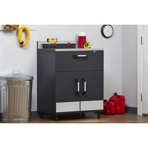 Instrument Cabinet 2 Door 1 systembuild furniture 2 door and 1 drawer base cabinet gray