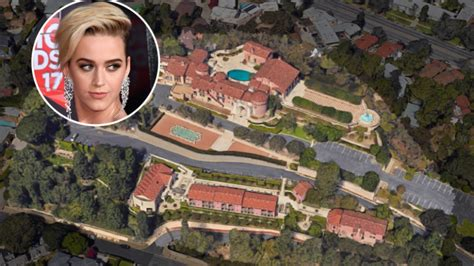 Katy Perry House by Katy Perry Closer To Buying Los Angeles Convent Against