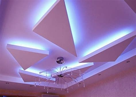 False Ceiling Lights 30 Gorgeous Gypsum False Ceiling Designs To Consider For Your Home Decor