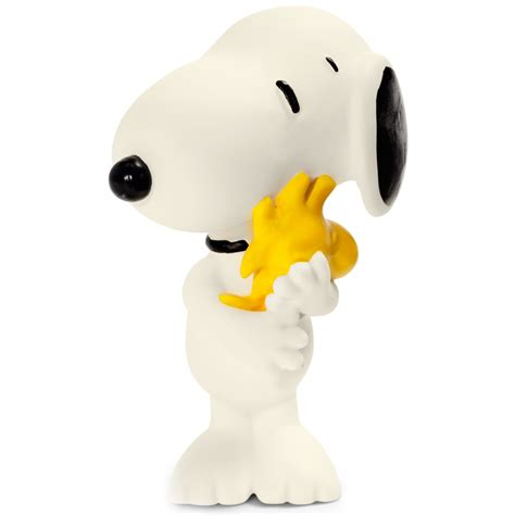 Peanuts Snoopy Baby Figure snoopy with woodstock from schleich wwsm