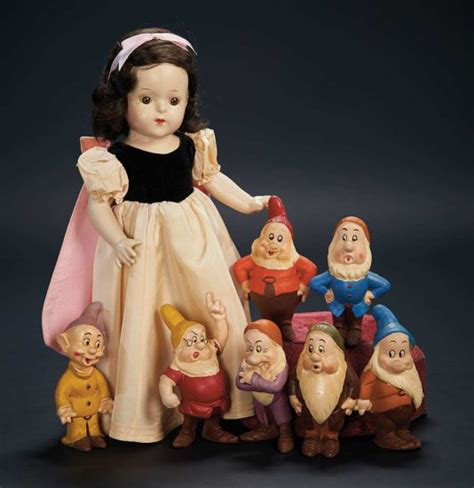composition snow white doll american composition snow whit auctions proxibid