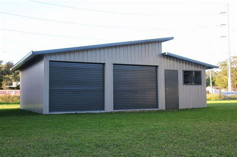 sheds garages brochures ranbuild