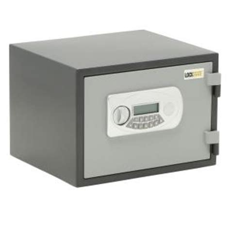 lockstate fireproof digital lock safe ls 30d the home depot