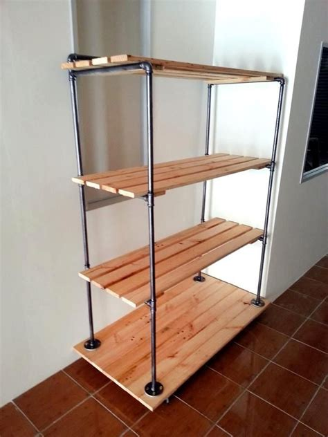 steel pipe bookshelf 28 images tower bookcase made