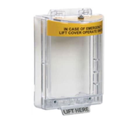 Switch Protective Cover protective covers safety the emergency bolt company