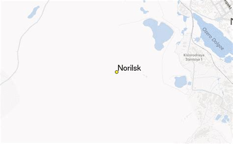 norilsk russia maps norilsk weather station record historical weather for