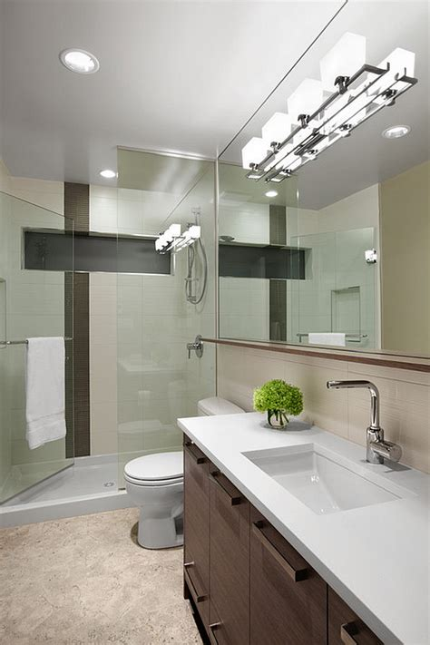 overhead bathroom lighting 12 beautiful bathroom lighting ideas
