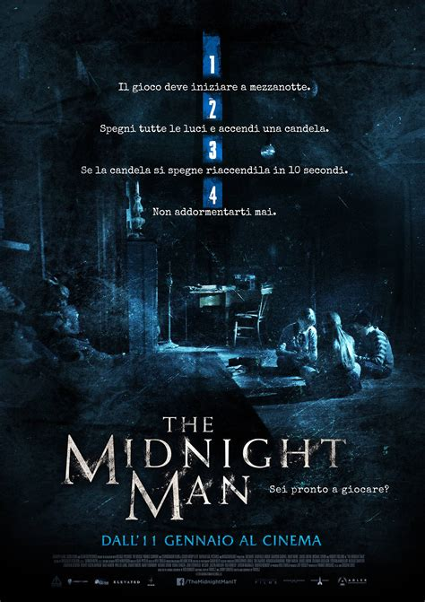 the midnight man movie trailer reviews and more quot the midnight man quot poster e trailer ufficiale youmovies it