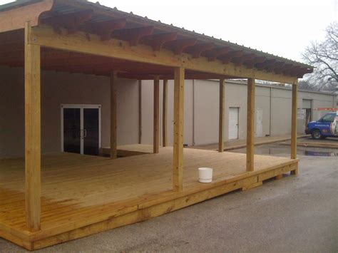 Building A Covered Porch by Patios Decks And Enclosures Spindler Construction