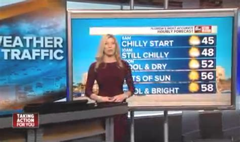 is shay still the meteorologist at wfts tv in ta fl the appreciation of booted news women blog shay ryan