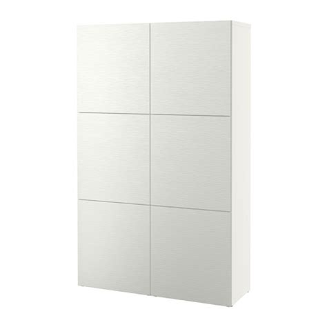 besta laxviken best 197 storage combination with doors laxviken white ikea