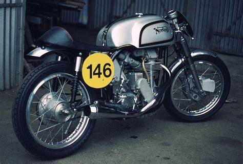 Motorrad Kolben Einfahren by Norton Motorcycles