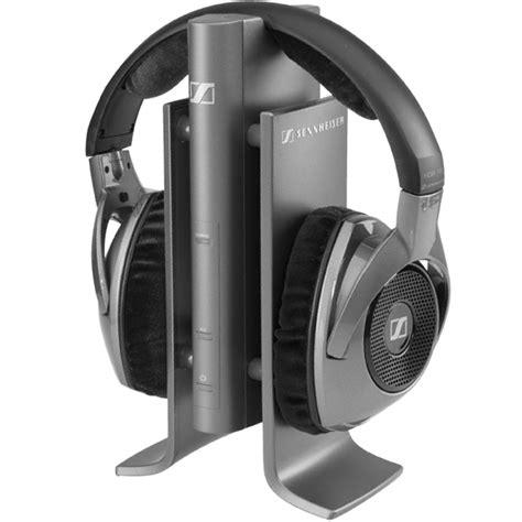 Headphone Headset Stereo Sennheiser sennheiser rs 180 digital headphones wireless home audio headphones stereo dynamic bass and