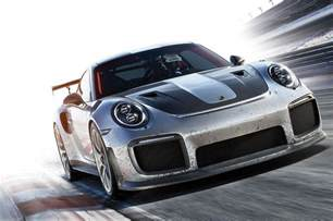 Porsche Gt2 Cost Porsche 911 Gt2 Rs 2018 Pictures Specs And Info By Car