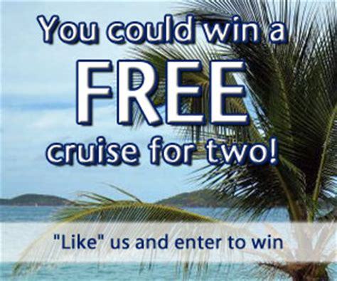 Free Cruise Giveaway - win a free cruise for two the cruise web blog