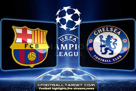 barcelona vs chelsea barcelona vs chelsea uefa chions league 2012 open