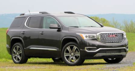 2019 gmc acadia essential redesign uk | cars for you