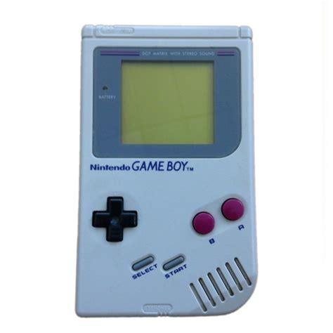 original gameboy for sale used grey original nintendo boy 1st generation