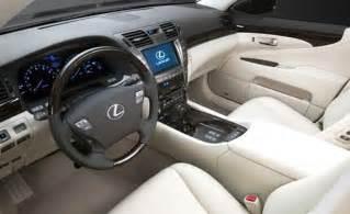 Home Interior Ls 2013 Lexus Ls 460 Detailed Pricing And Specifications Msn Autos Autos Weblog