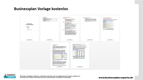 Word Vorlage Businessplan Businessplan Vorlage Businessplan Experte