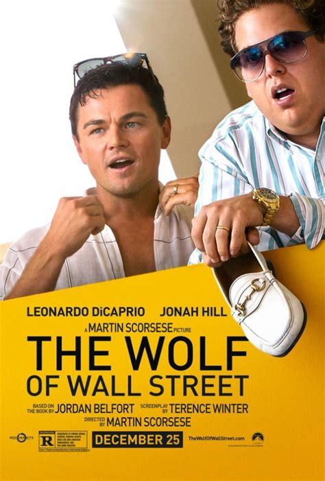 jean dujardin vkontakte the wolf of wall street reveals new poster