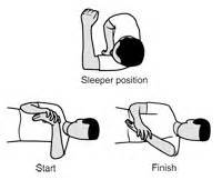 sleeper stretch seniors fitness solutions