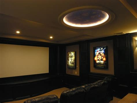 Media Room Ceiling by Ceiling Ideas For Media Room Home Theatre Modern