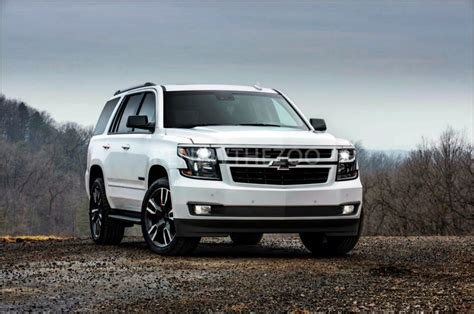 Chevrolet Tahoe 2020 Release Date by 2020 Chevy Tahoe Release Date Redesign Changes 2019