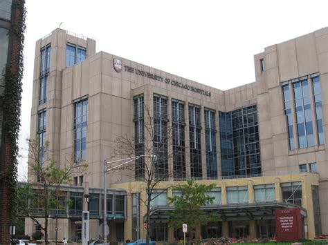 Mba Healthcare Management Chicago by Of Chicago Medicine Applies To Build New