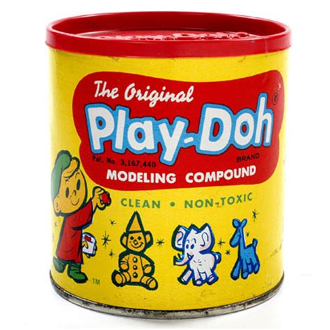 Play Doh Original landis labyrinth inc history of the part two play doh