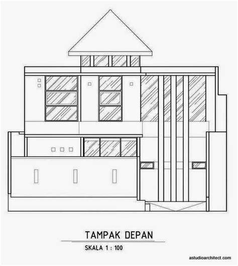 sketchbook yang bagus belajar arsitek arsitektur rumah tinggal dan desain interior