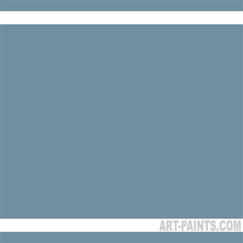 ash blue acryla gouache paints d158 ash blue paint ash blue color holbein acryla paint