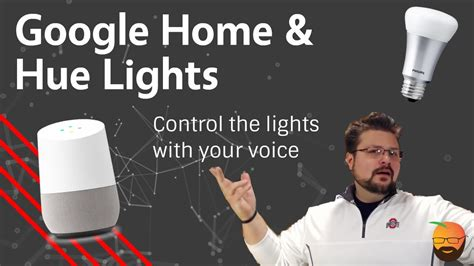 google home control lights google home hue lights love how to use your voice to