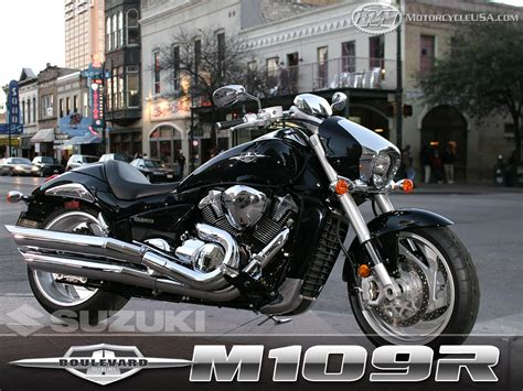 Suzuki Boulevard M109 Review Image Gallery M109 Motorcycle