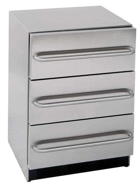 Chest Freezer Drawers by Summit Appliances