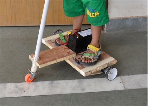 How To Make A Paper Bike Easy - how to make a hoverboard at home simple for
