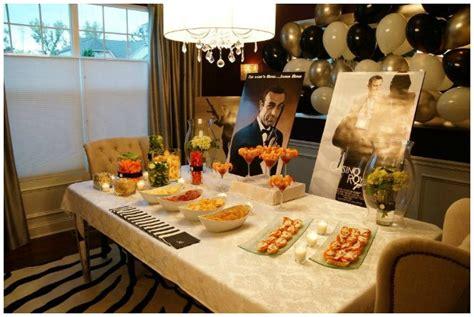 Party Themes James Bond | james bond party ideas