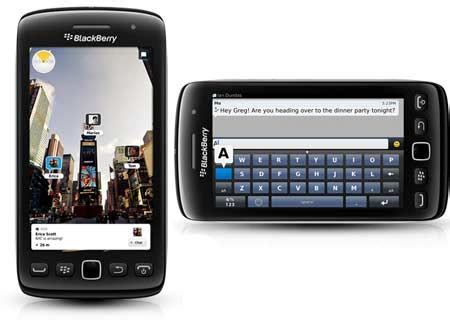 Handphone Blackberry Toch blackberry seri torch lihat handphone