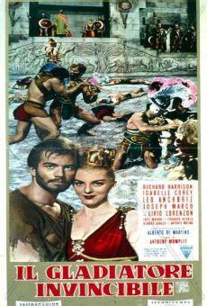 film gladiator en francais complet le gladiateur invincible 1961 film en fran 231 ais