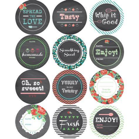 mason jar labels free printable hazel amp ruby