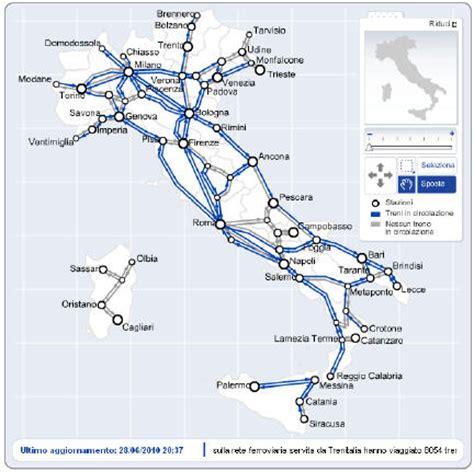 bando accompagnatore turistico 2015 cania rete ferroviaria italiana mappa accordo quadro rfi regione